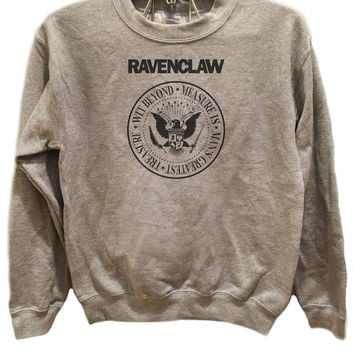 Ravenclaw Ramones Theme - Sweater