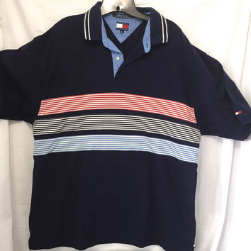 Tommy Hilfiger Polo Shirt - XL