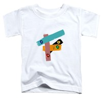 24 Toddler T-Shirt for Sale by Bill Owen