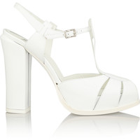 Fendi - Patent-leather sandals