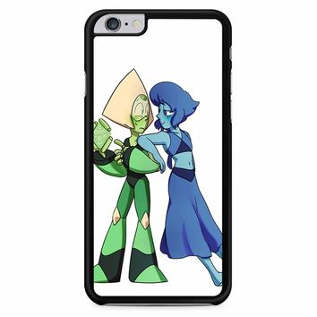 Steven Universe Peridot And Lapis 2 iPhone 6 Plus / 6S Plus Case