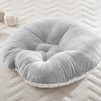 Gray/White Dot Boppy® Luxe Newborn Lounger
