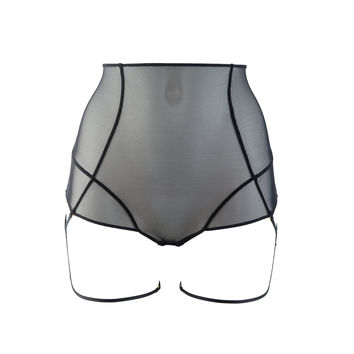 Villa Bel Ami High Waisted Thong