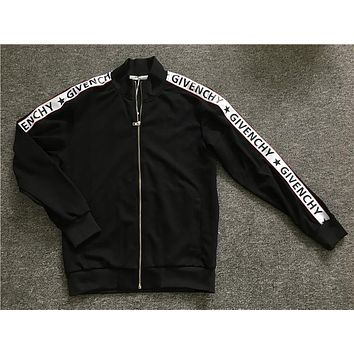 DCCK2 Replica UA Givenchy zipper jacket (Givenchy written on the sides of the sleeves)