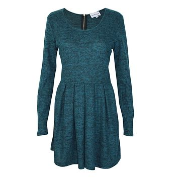Stevie Long Sleeve Skater Dress