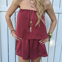 Del Ray Romper - FINAL SALE