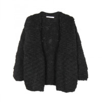 lonely hearts - w14 short cardi in black by Lonely Hearts
