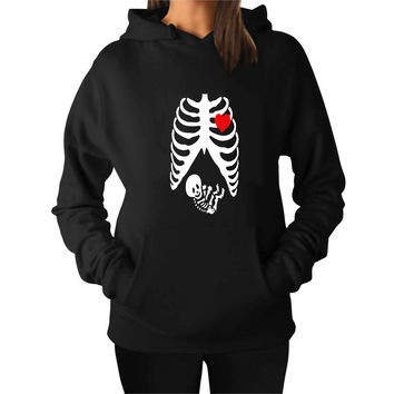 X Ray Skeleton With Heart For Man Hoodie and Woman Hoodie S / M / L / XL / 2XL*AP*