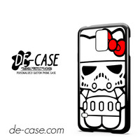 Starship Trooper Hello Kitty For Samsung Galaxy S5 Case Phone Case Gift Present