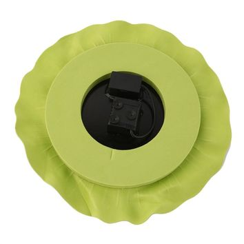 Solar Lotus Leaf Water Pump For Fountain Pool Garden Pond Watering Decor-Green