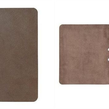 Refillable Medium Softcover Journal - Brown