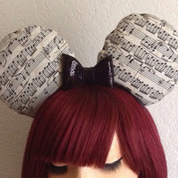 Music Mickey Ears
