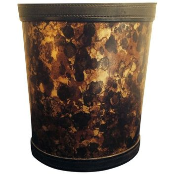 Pre-owned 1970s Waste Paper Basket