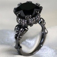 Styx Ring - black or white