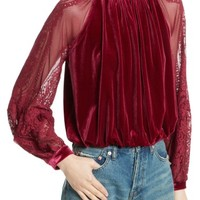 Free People Dream Team Top | Nordstrom