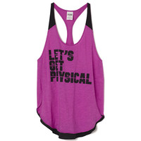 High-low Tank - PINK - Victoria's Secret