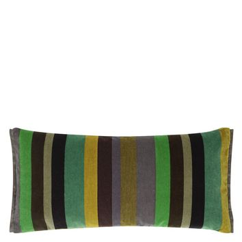Designers Guild Lambusa Moss Decorative Pillow