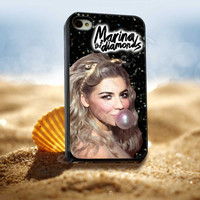 Marina and The Diamonds - for iPhone 4/4s, iPhone 5/5S/5C, Samsung S3 i9300, Samsung S4 i9500 *ENERGICFRESH*