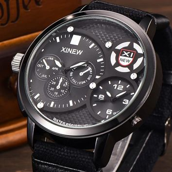 Men's Military Luxury Wristwatch