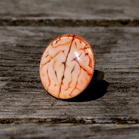 Brain - adjustable ring