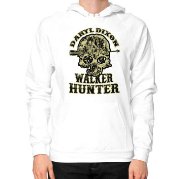Daryl dixon walker hunter Hoodie (on man)