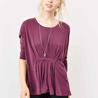 Silence + Noise Asher Belted Top