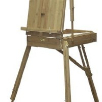 Pro Art French Style Bamboo Easel