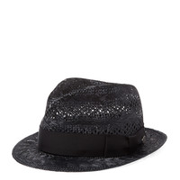 Bailey of Hollywood Men's Morken Fedora - Grey -