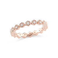 Jennifer Yamina Eternity Band : Dana Rebecca Designs