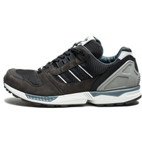 "ADIDAS ZX 8000 ""ALPHA"" - BLACK/WHITE VAPOUR 