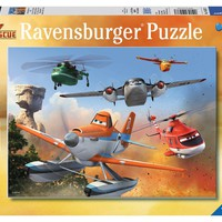 Disney Planes Fire & Rescue - Fighting the Fire - 100 XXL Piece Jigsaw Puzzle