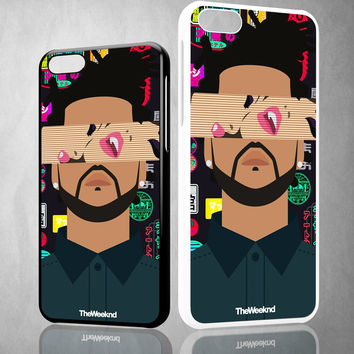 the weeknd xo WALLPAPER Y0841 iPhone 4S 5S 5C 6 6Plus, iPod 4 5, LG G2 G3 Nexus 4 5, Sony Z2 Case