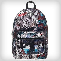 Graffiti Arkham Knight Backpack - Spencer's