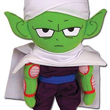 "GE Animation Dragon Ball Z 9"" Piccolo Stuffed Plush"