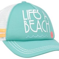 Roxy Juniors Dig This Hat, Sea Salt, One Size