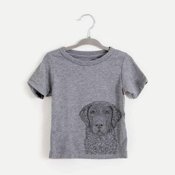 Whiskey the Chocolate Lab - Kids/Youth/Toddler Shirt