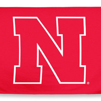 Nebraska Cornhuskers Beach Towel