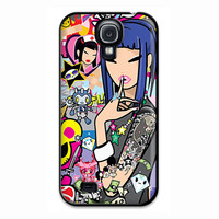 Tokidoki Hello Kitty Sanrio Kawaii Samsung Galaxy S4 Case