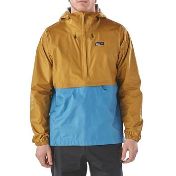 Patagonia Men's Torrentshell Waterproof/Rain Pullover