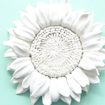 Sunflower Wall Sculpture
