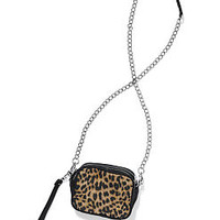 Chain Crossbody Bag - PINK - Victoria's Secret