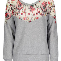 Free People Peekaboo Sweatshirt - 's  | Buckle