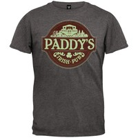 It's Always Sunny In Philadelphia - Paddy's Pub Plaque Soft T-Shirt