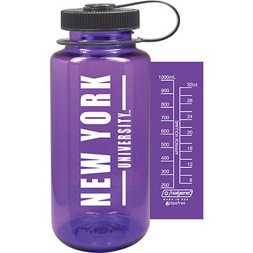New York University 32 oz. Triton Bottle