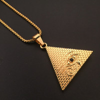 Shiny New Arrival Jewelry Gift Stylish Hot Sale Fashion Hip-hop Club Necklace [6542773251]