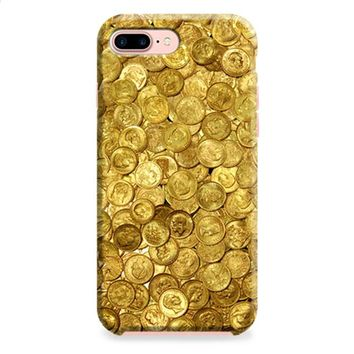 Gold Coin Old iPhone 8 | iPhone 8 Plus Case