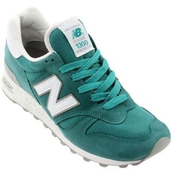 New Balance Men M1300nw Made In Usa (teal / Gray)