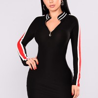 Shayni Dress - Black
