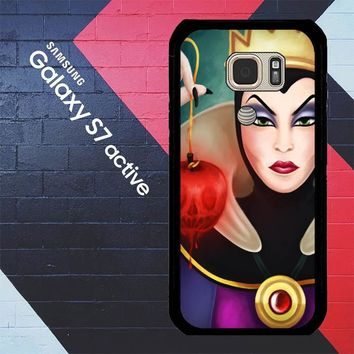 Disney Evil Queen Y0751 Samsung Galaxy S7 Active Case