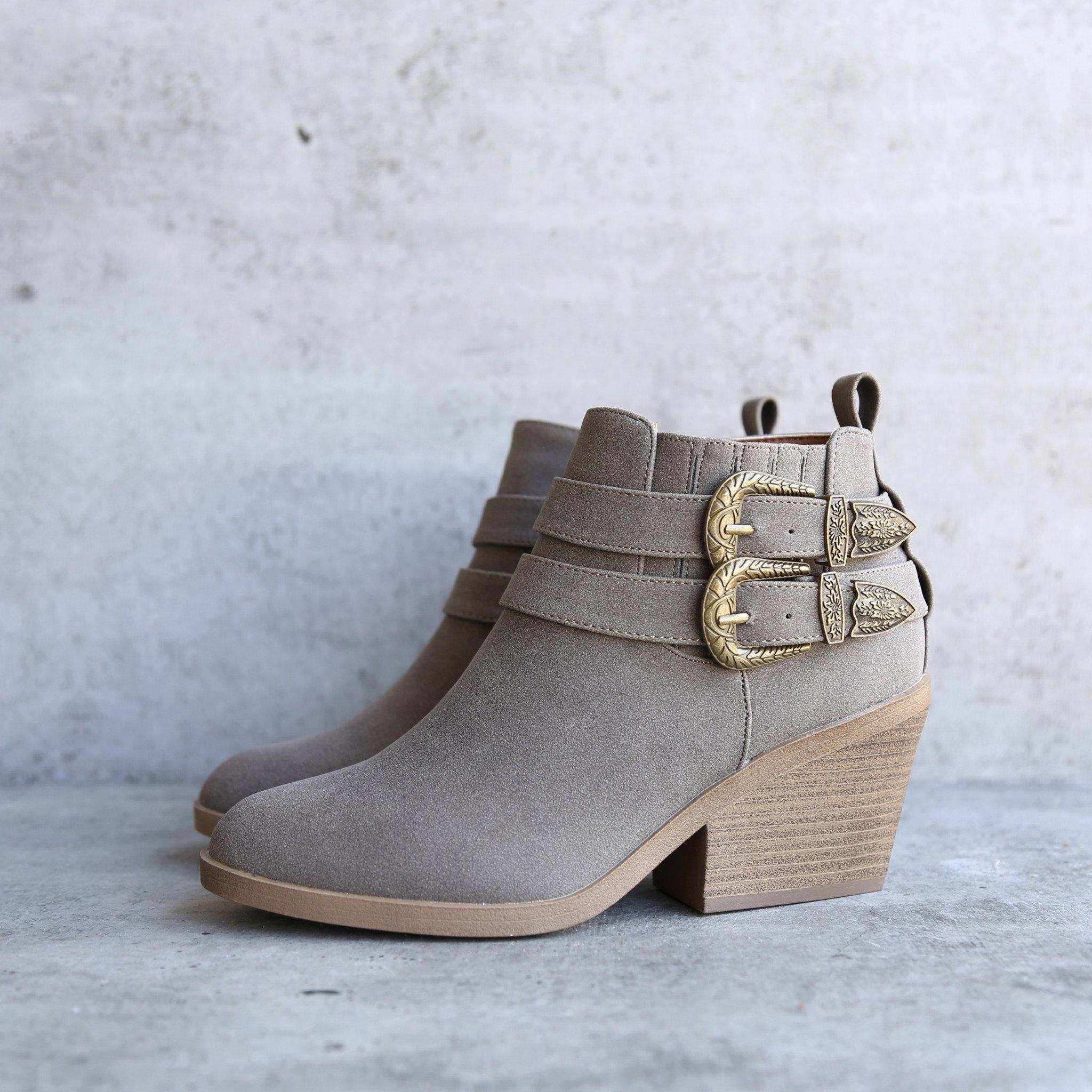 038244324bd nubuck wedge bootie - more colors from shophearts
